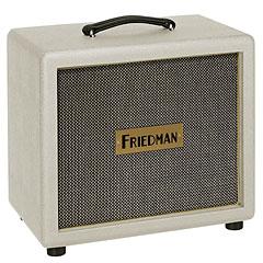 "Friedman Pink Taco 1x12"" WHT/S&P « Pantalla guitarra eléctrica"