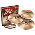 Set di piatti Paiste PST 5 Aktion Rock Set 14HH/16C/18C/20R