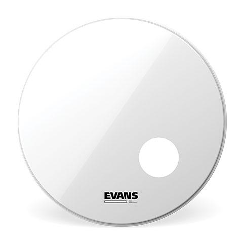 "Parches para bombos Evans EQ-3 Flat White 20"" Bass Drum Head"