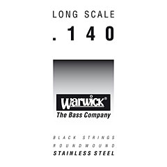 Warwick BlackLabel 140 « Saiten E-Bass