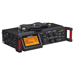 Tascam DR-70D « Digital Audio Recorder