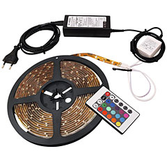 Eurolite LED IP Strip Set 45 1,5 m RGB 12 V « Dekoleuchte