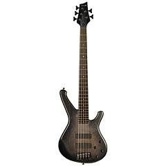 Sandberg Classic Booster 5-String Blackburst Matt « Bas