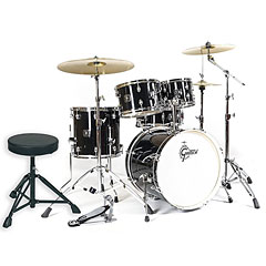 "Gretsch Drums Energy 20"" Black Complete Drumset"
