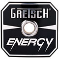 "Schlagzeug Gretsch Drums Energy 20"" Grey Steel Complete Drumset"