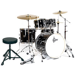 "Gretsch Drums Energy 22"" Black Complete Drumset « Batterie acoustique"