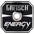 """Schlagzeug Gretsch Drums Energy 22"""" Grey Steel Complete Drumset"""