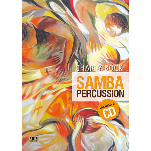 Instructional Book AMA Samba Percussion