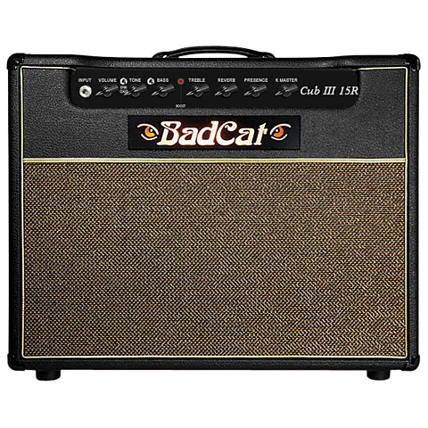 Bad Cat Cub III 15R
