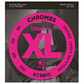 Set di corde per basso elettrico D'Addario ECB81S Chromes .045-100