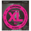 Struny do elektrycznej gitary basowej D'Addario ECB81S Chromes .045-100