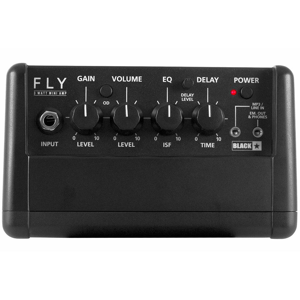 Blackstar Fly 3 Mini Amp 171 Mini Versterker