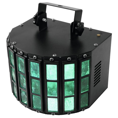 Efecto para discoteca Eurolite LED Mini D-5 Beam Effect