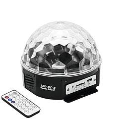 Eurolite LED BC-8 Beam Effect MP3 « Lichteffekt