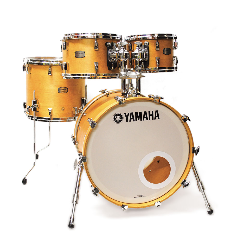 Yamaha Maple Custom Absolute Drum Floor Tom