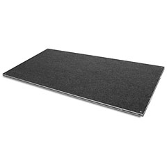 Intellistage Platform Carpet 2 x 1 m « Bühnenelement
