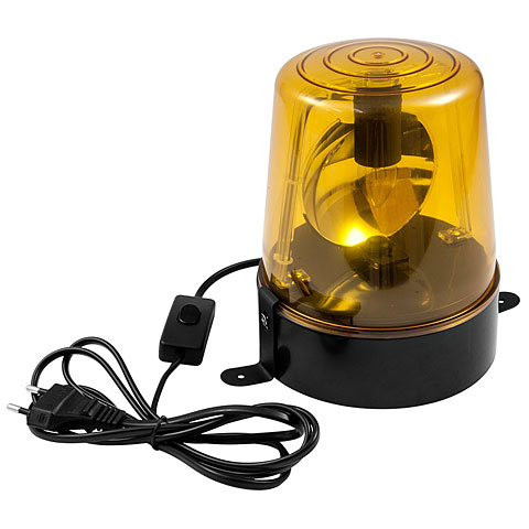 Luz de policia Eurolite Police Light DE-1 yellow