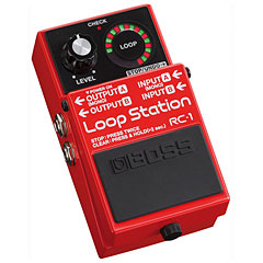 Boss RC-1 Loop Station « Guitar Effect