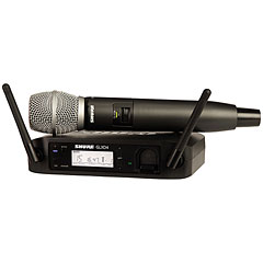 Shure GLXD24E/SM86-Z2 « Wireless Systems