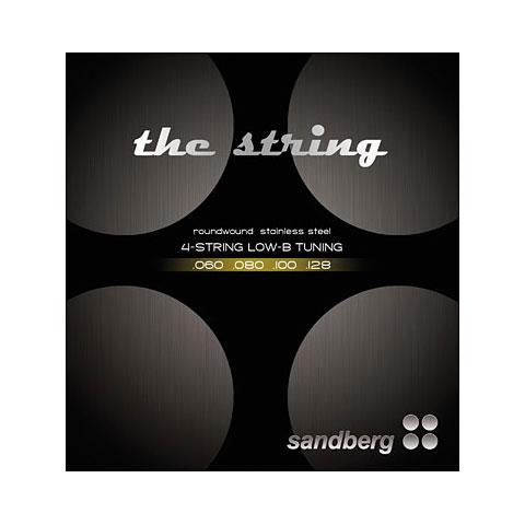 Saiten E-Bass Sandberg 60-128