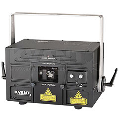 Kvant ClubMax 2000 RGB Showlaser « Laser