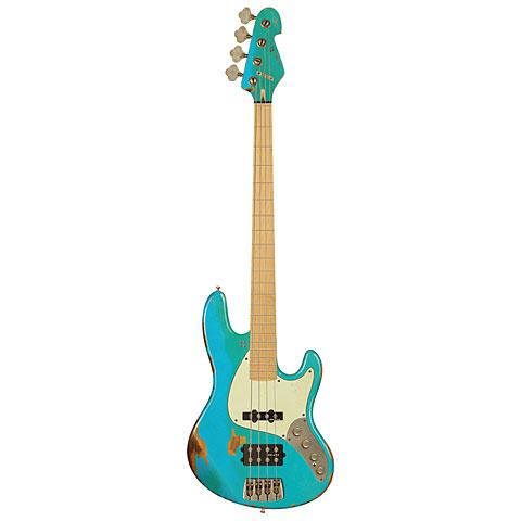 Sandberg California TM4 Hardcore Aged MN RQB « Electric Bass Guitar