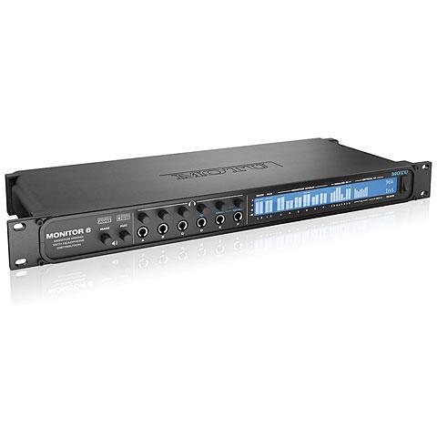 Audio Interface MOTU Monitor 8 AVB