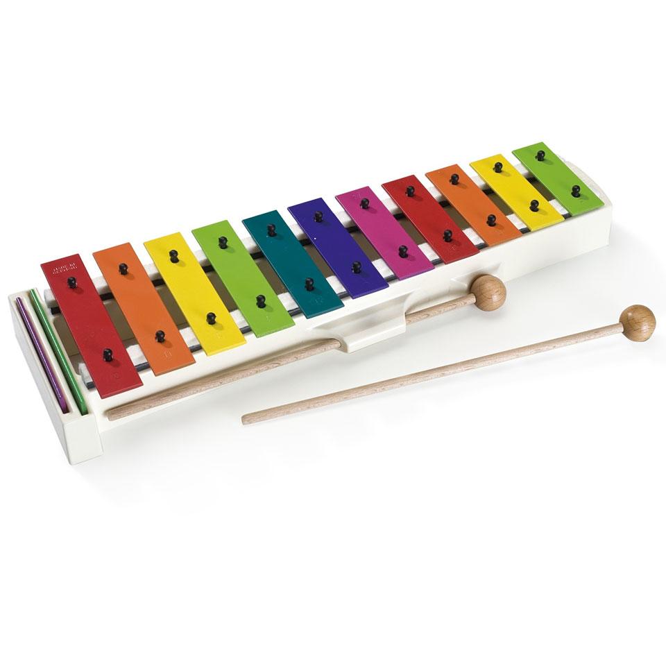 Orffscheinstrumente - Sonor BWG Boomwhacker Glockenspiel - Onlineshop Musik Produktiv