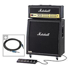 Marshall JVM410 + 1960AV Halfstack « Stack guitare