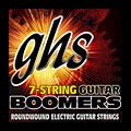 Струны для электрогитары  GHS Boomers 011-064 GB7MH