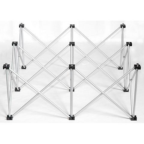 Intellistage 2x1x0,30 m Podestfuß