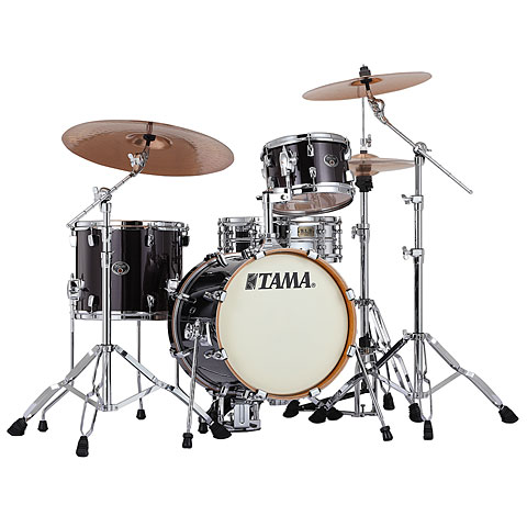 Tama Silverstar Metro Jam 16  Brushed Charcoal Black