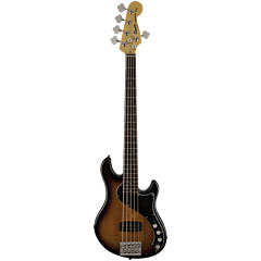 Squier Deluxe Dimension Bass V, 3TS « Electric Bass Guitar