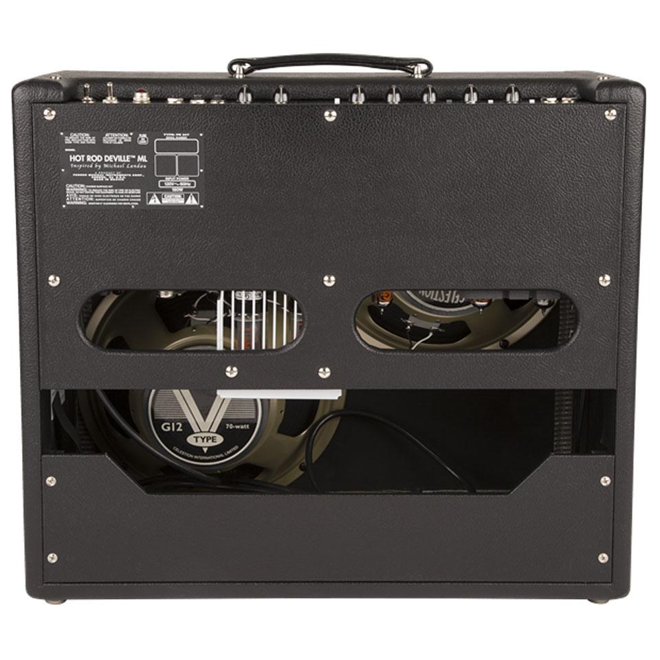fender hot rod deville ml 212 guitar amp. Black Bedroom Furniture Sets. Home Design Ideas