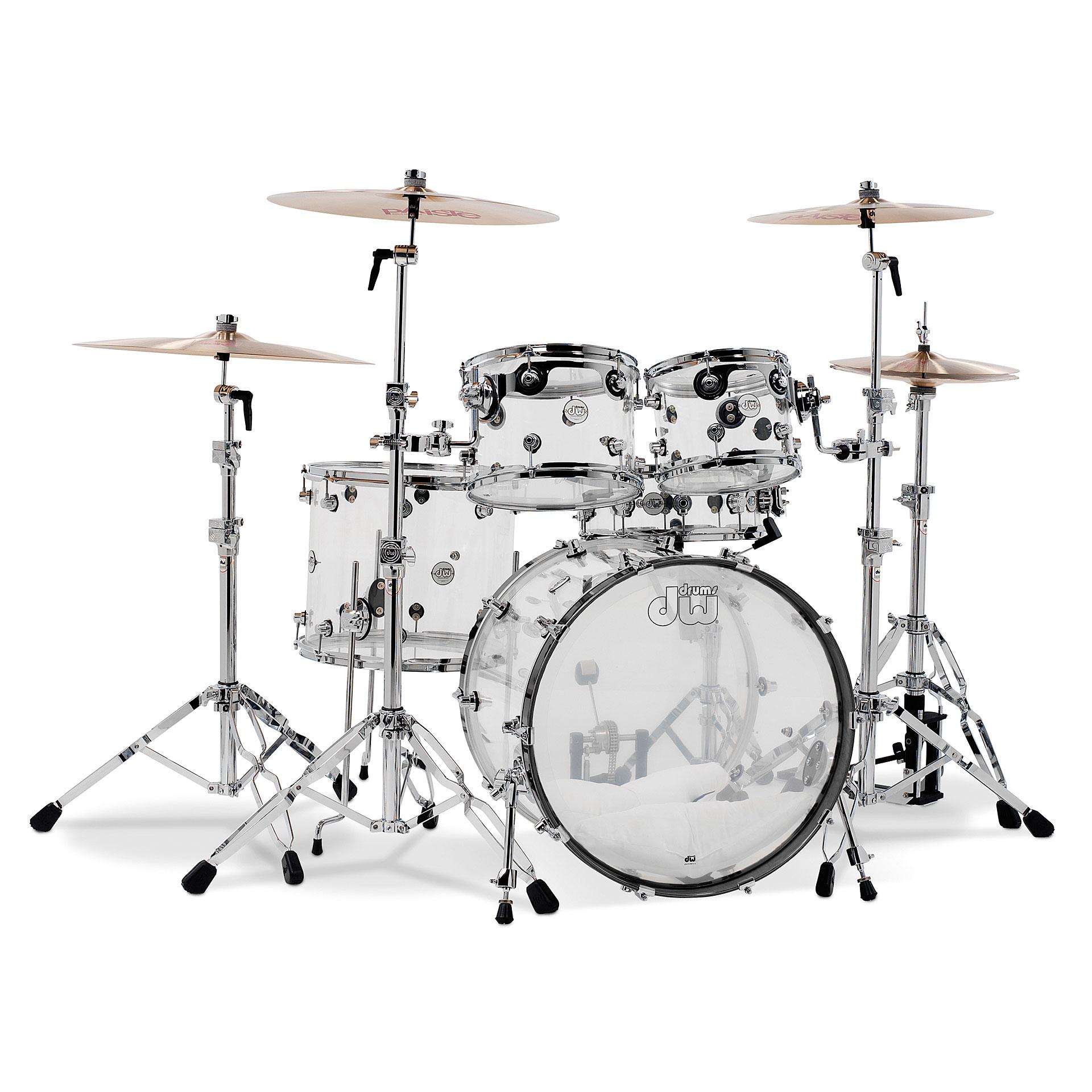 Dw Design Acryl 171 Schlagzeug