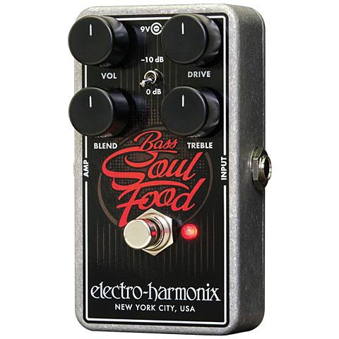 Pedal bajo eléctrico Electro Harmonix Bass Soul Food