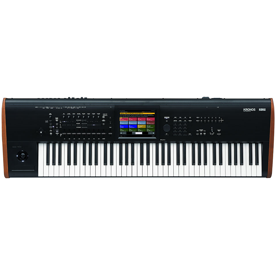Synthesizer - Korg Kronos 73 Modell 2015 Synthesizer - Onlineshop Musik Produktiv