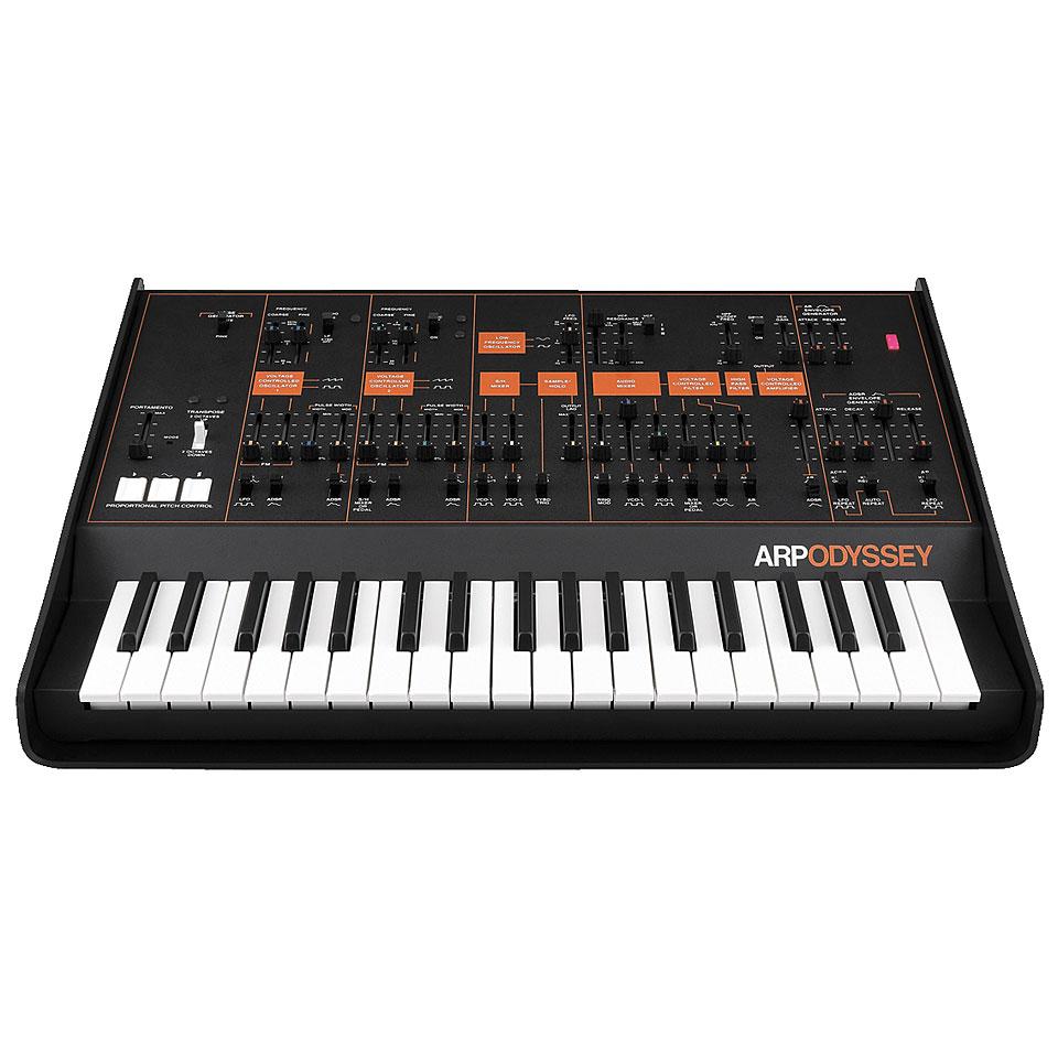 korg arp odyssey  u00ab synthesizer