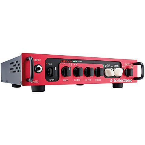 TC Electronic BH550 Bass Amp