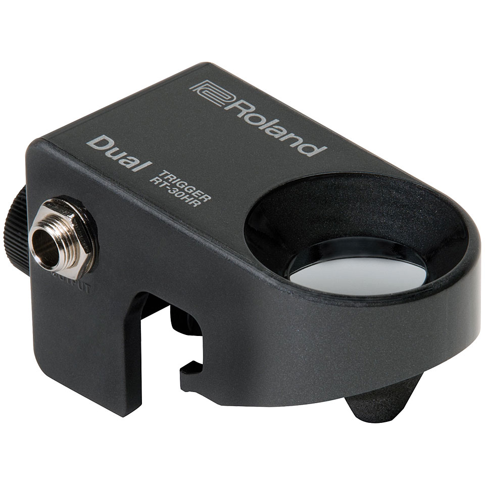 roland rt 30hr acoustic drum trigger trigger. Black Bedroom Furniture Sets. Home Design Ideas