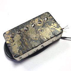 Bare Knuckle Nailbomb Covered Bridge « Pickup E-Gitarre