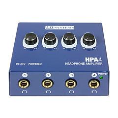 LD-Systems HPA4 « Koptelefoonversterker
