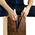 Percussion Sticks Meinl Precision Cajon Brush