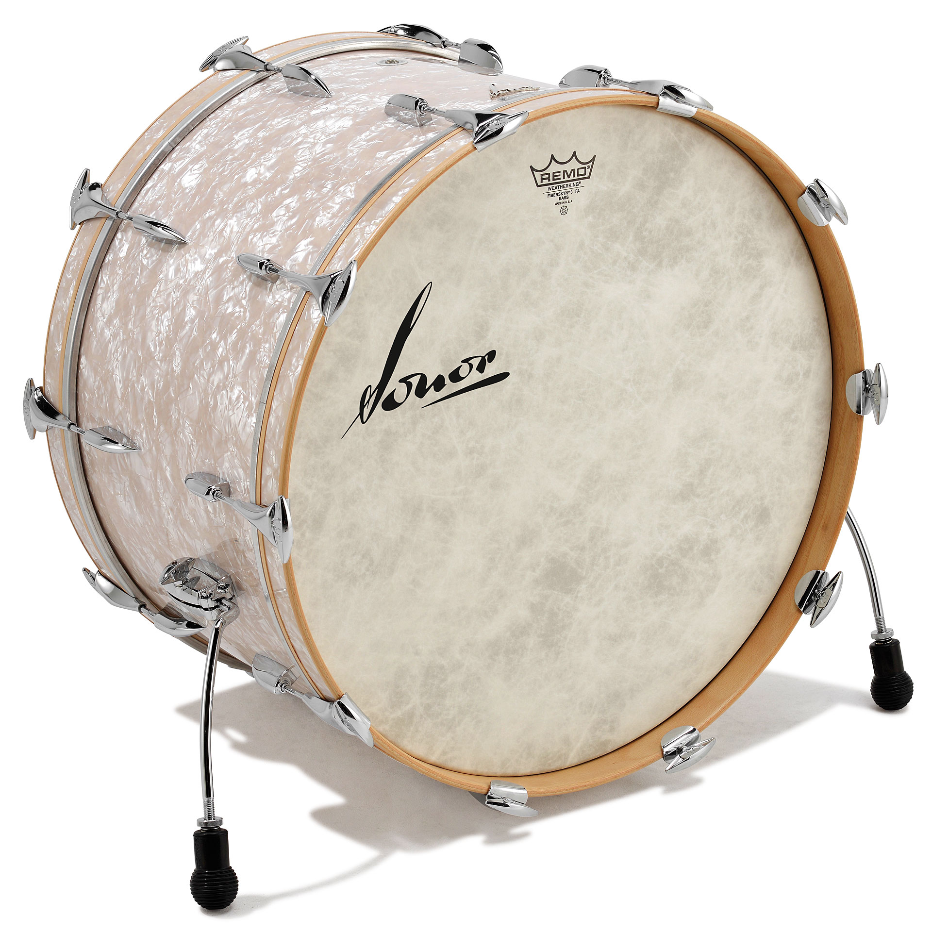 Sonor vintage series vt15 three20 vintage pearl drum kit for Classic house drums