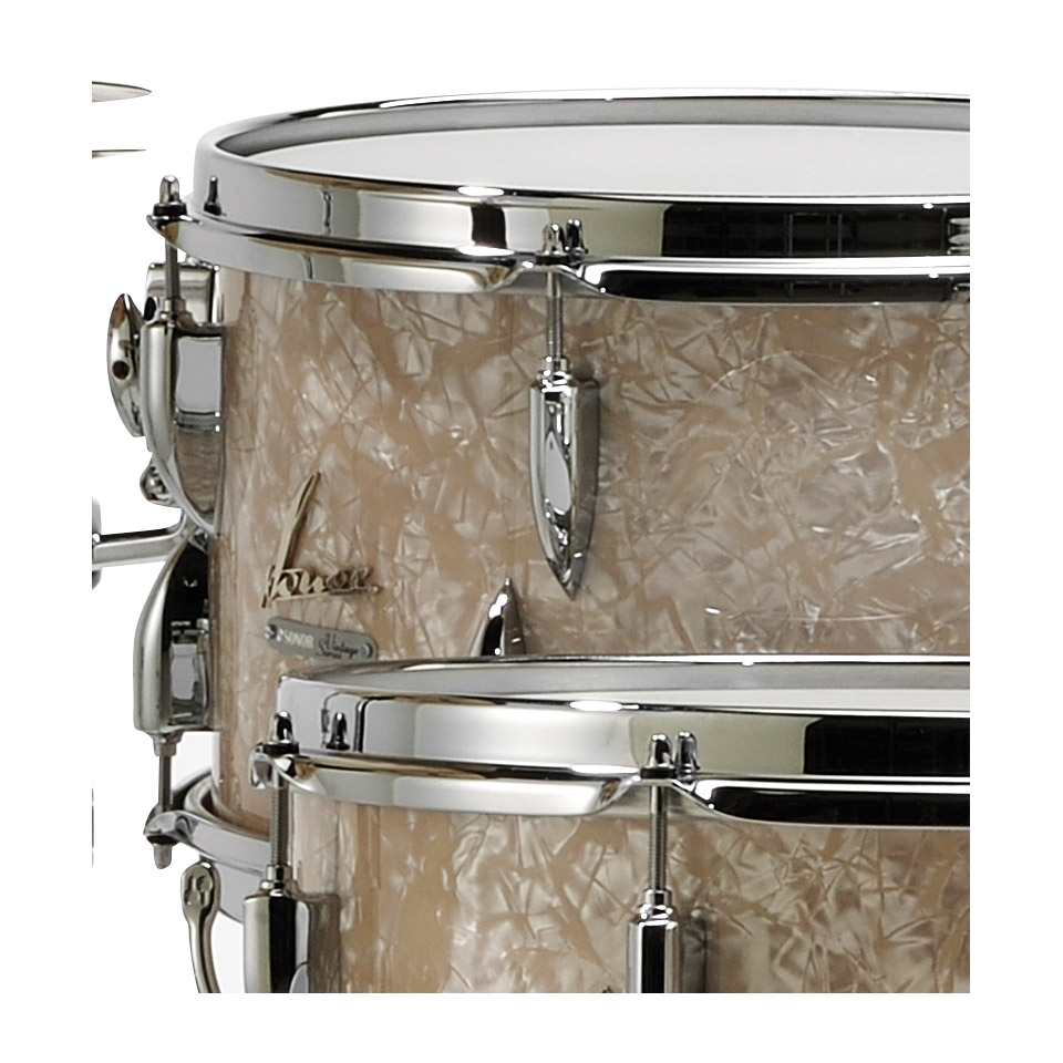 Drum Kit Sonor Vintage Series Vt15 Three20 Vintage Pearl (4)