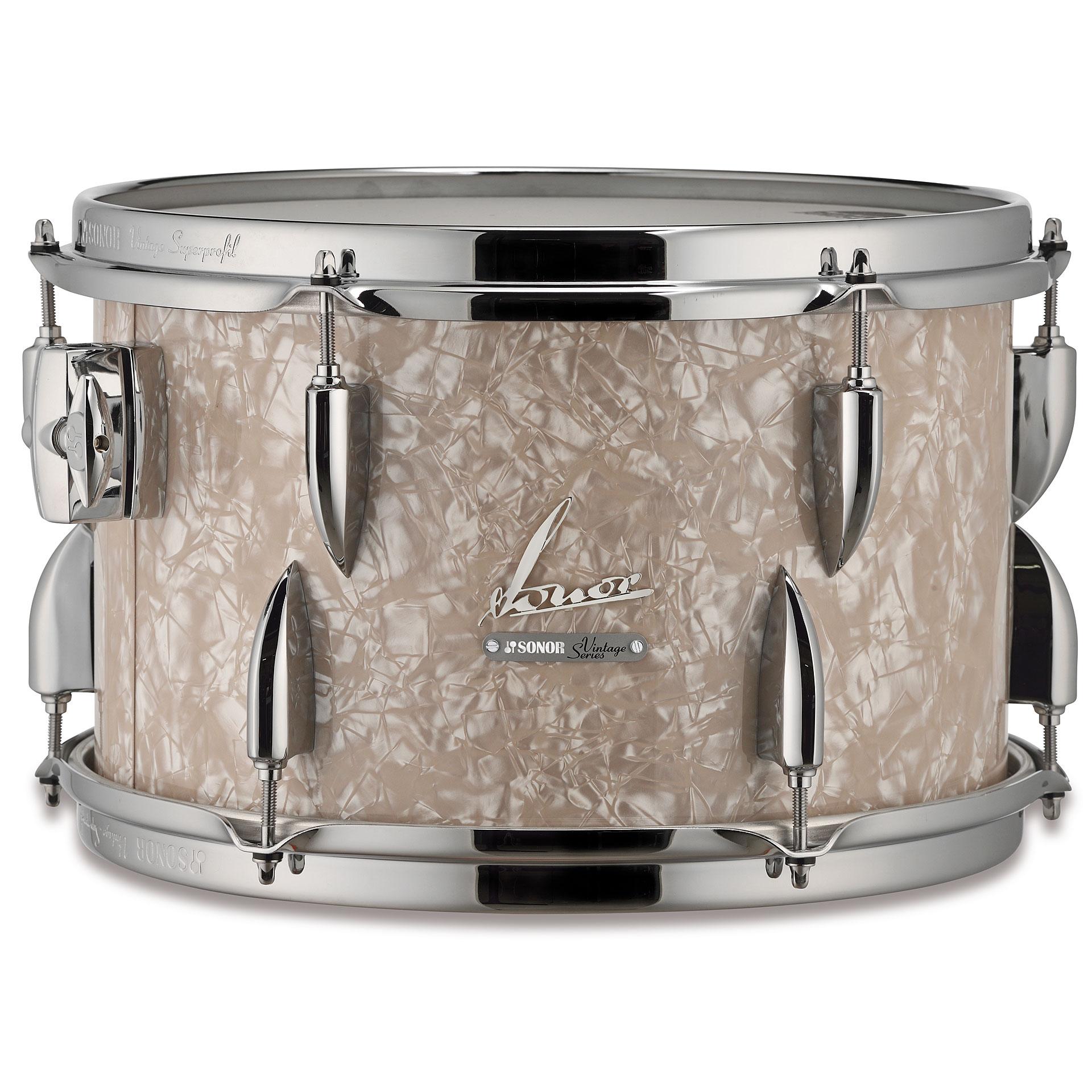 Drum Kit Sonor Vintage Series Vt15 Three22 Vintage Pearl (2)