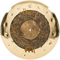 "Cymbale Crash Meinl Byzance Dual 18"" Crash"