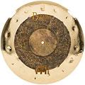 "Cymbale Crash Meinl Byzance Extra Dry 18"" Dual Crash"