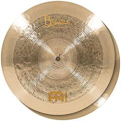 Meinl Byzance Jazz B14TRH « Hi-Hat-Becken