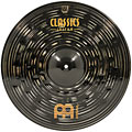 "Crash-Becken Meinl Classics Custom Dark 18"" Crash"